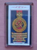 LIFE GUARDS CAP BADGE FRIDGE MAGNET (1939)